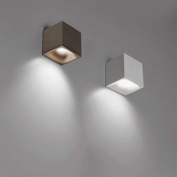 Aplique pared LED blanco Artemide-319