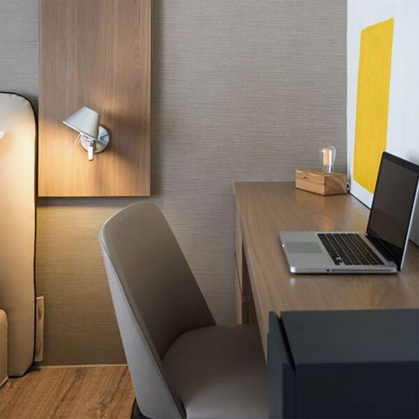 Aplique pared Tolomeo Faretto aluminio Artemide-392