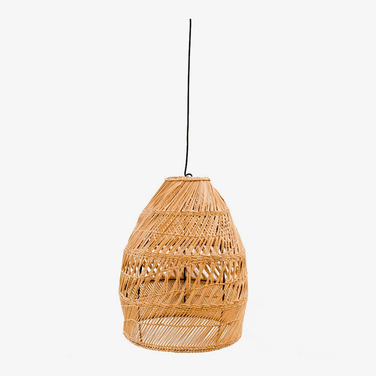 Lámpara colgante Shezad 43cm natural Cinq Étoiles-0