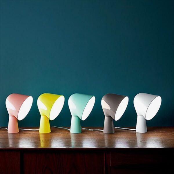 Lámpara sobremesa Binic Tavolo blanco Foscarini-1612