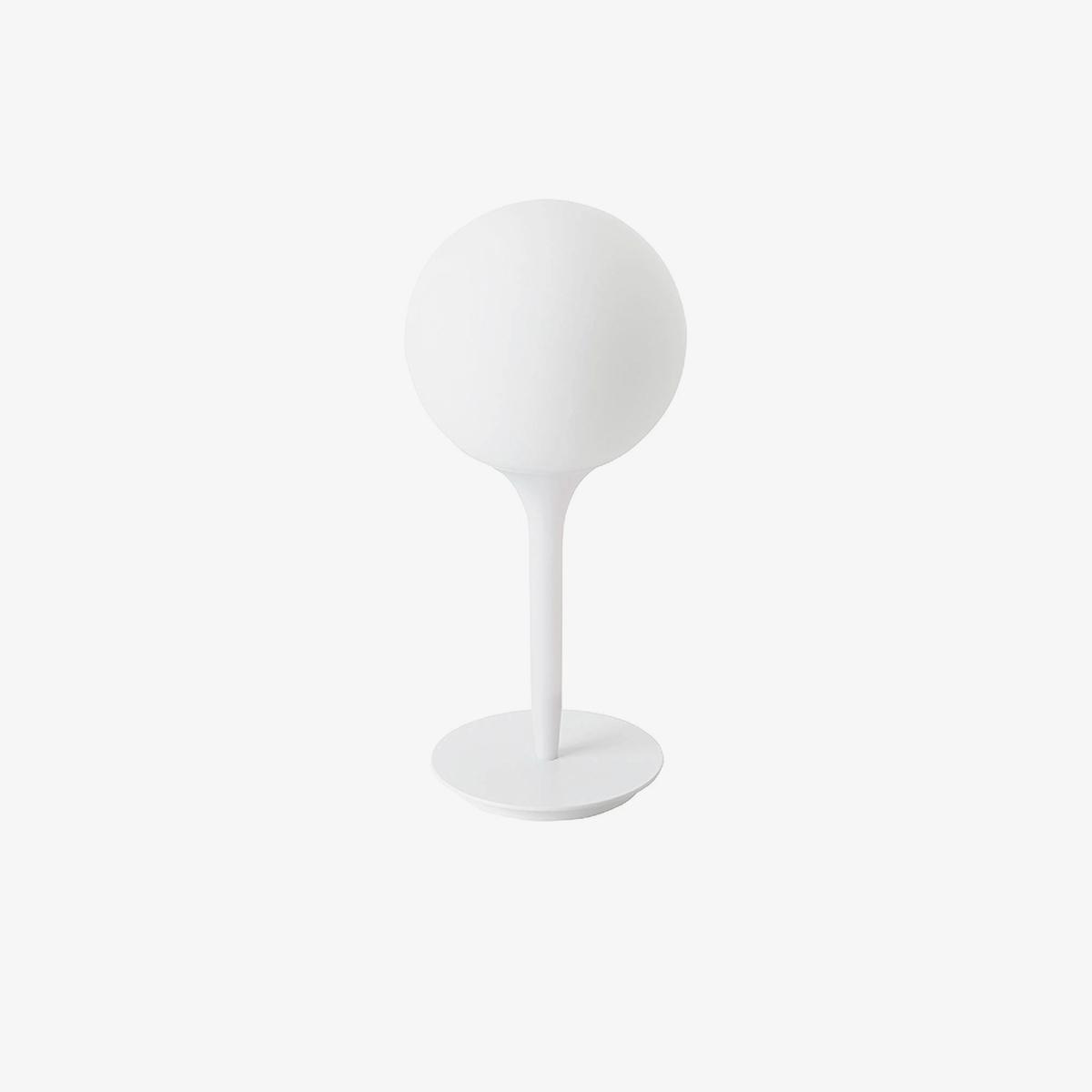 Lámpara sobremesa Castore Tavolo blanco Artemide-0