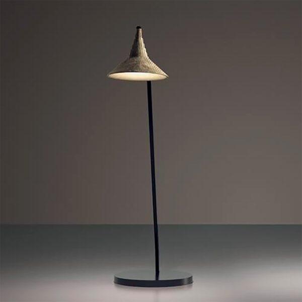 Lámpara sobremesa Unterlinden latón Artemide-342
