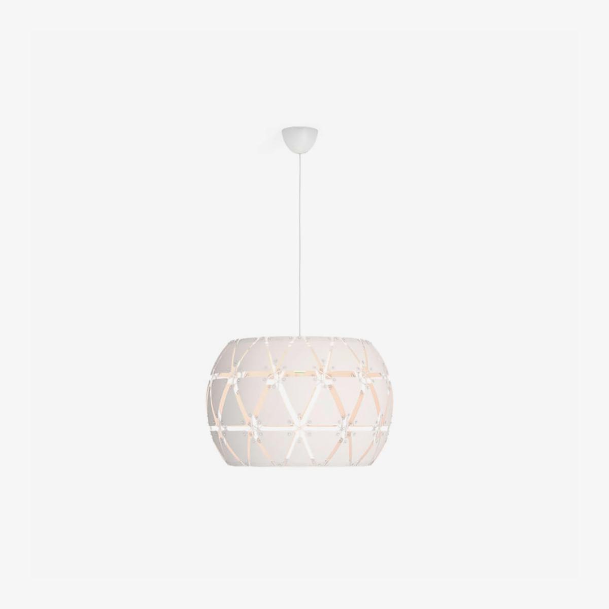 Lámpara colgante Sandalwood blanco Philips-0