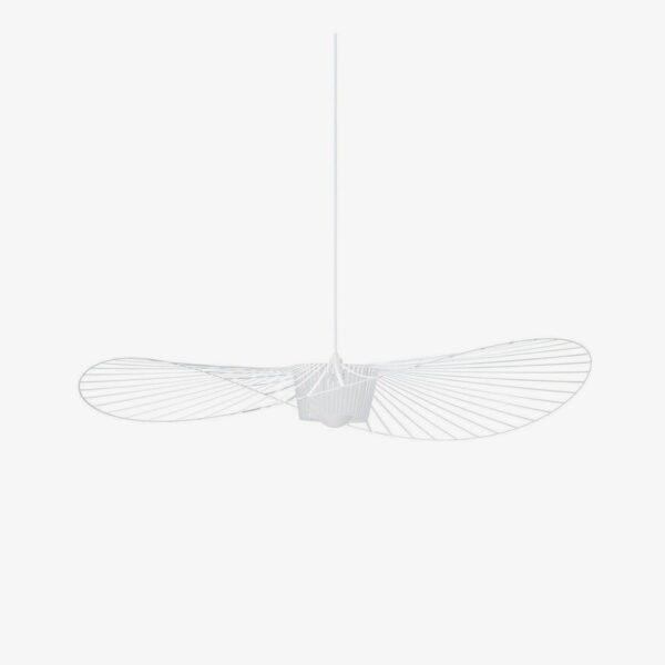Lámpara colgante Vertigo S blanco Petit Friture-0