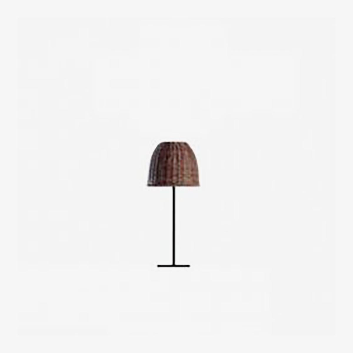 Lámpara de pie Atticus B/56 marrón Bover-0