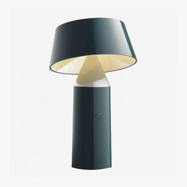Lámpara de sobremesa Bicoca antracita Marset-0