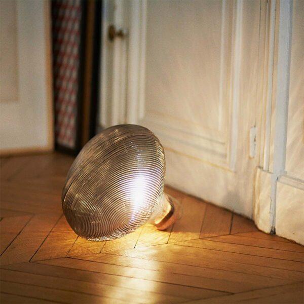Lámpara de sobremesa Tidelight fumé Petit Friture-984