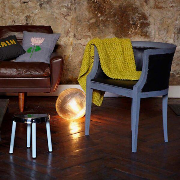 Lámpara de sobremesa Tidelight fumé Petit Friture-986