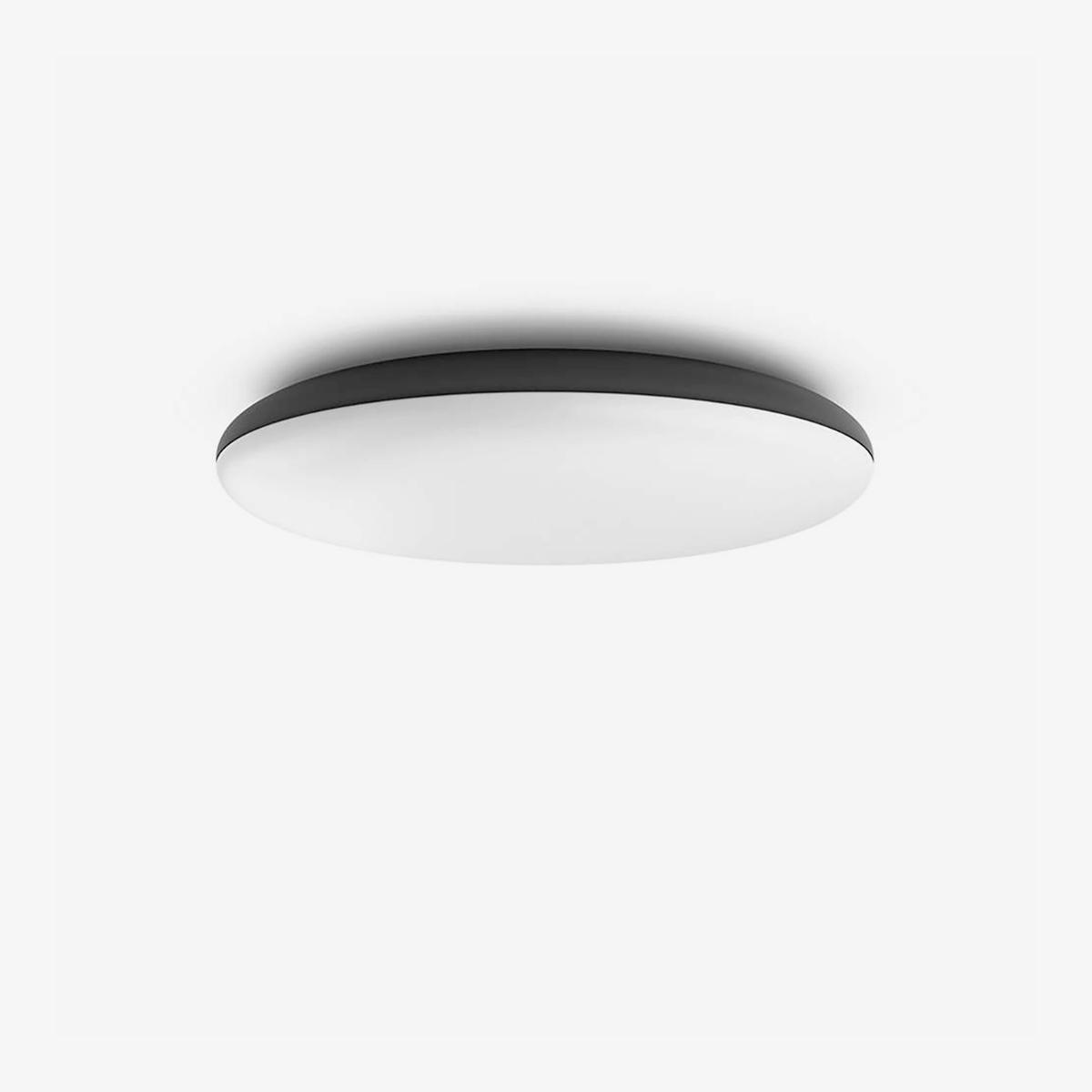 Lámpara de techo plafón Cher negro Philips Hue-0