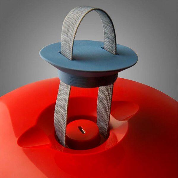 Lámpara inalámbrica Cri Cri rojo Foscarini-1601