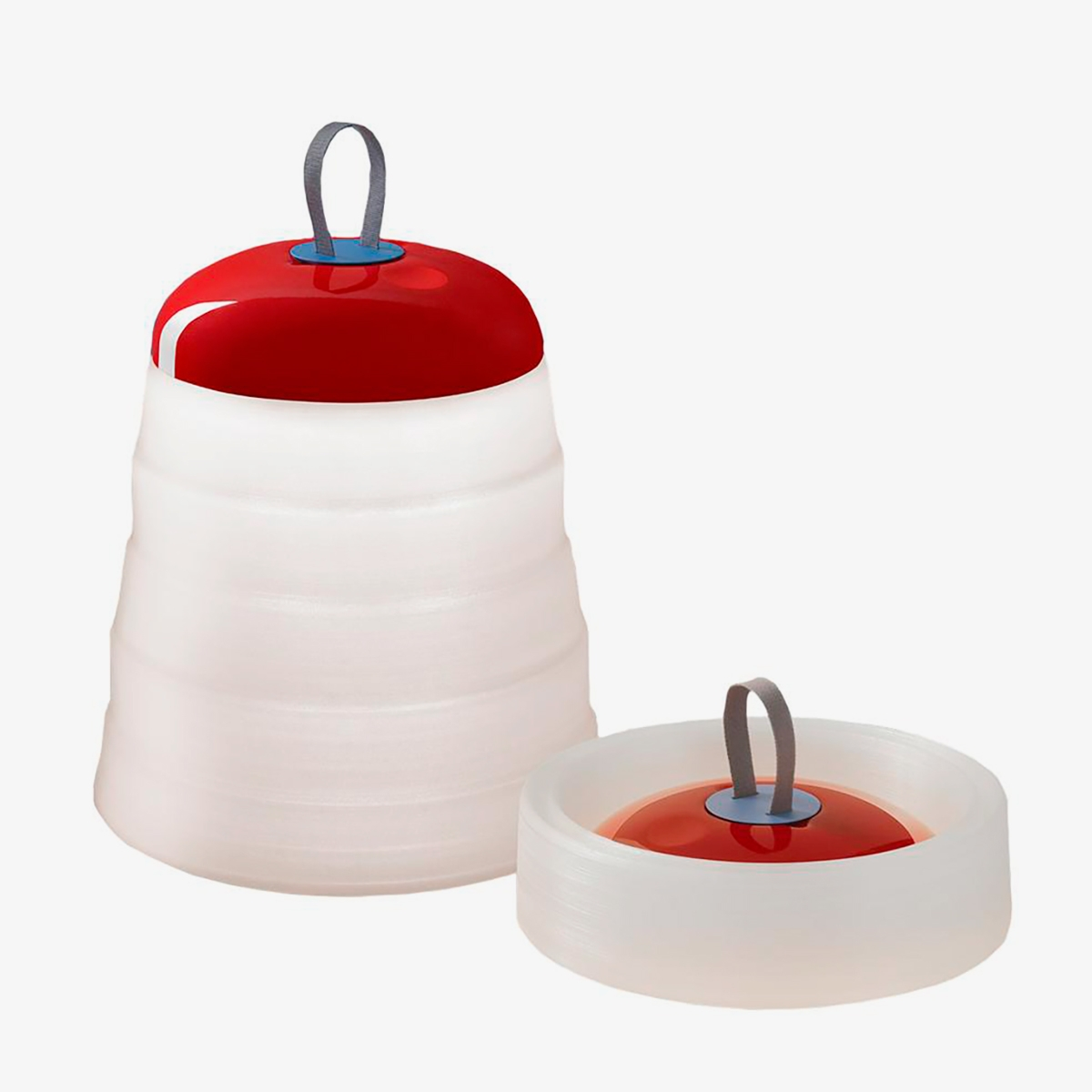 Lámpara inalámbrica Cri Cri rojo Foscarini-0
