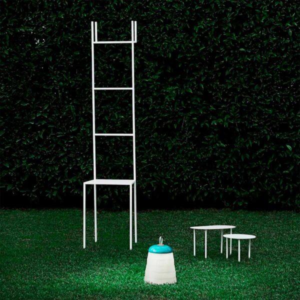 Lámpara inalámbrica Cri Cri verde Foscarini-610