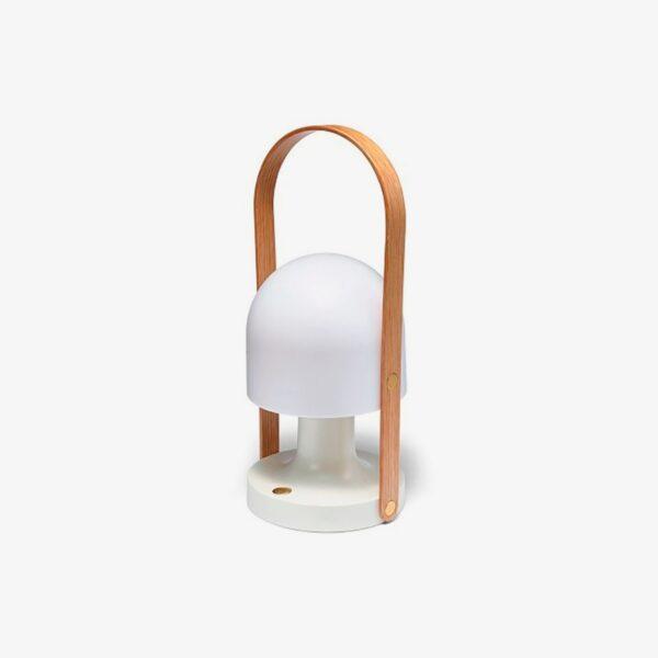 Lámpara inalámbrica Follow me blanco Marset-0