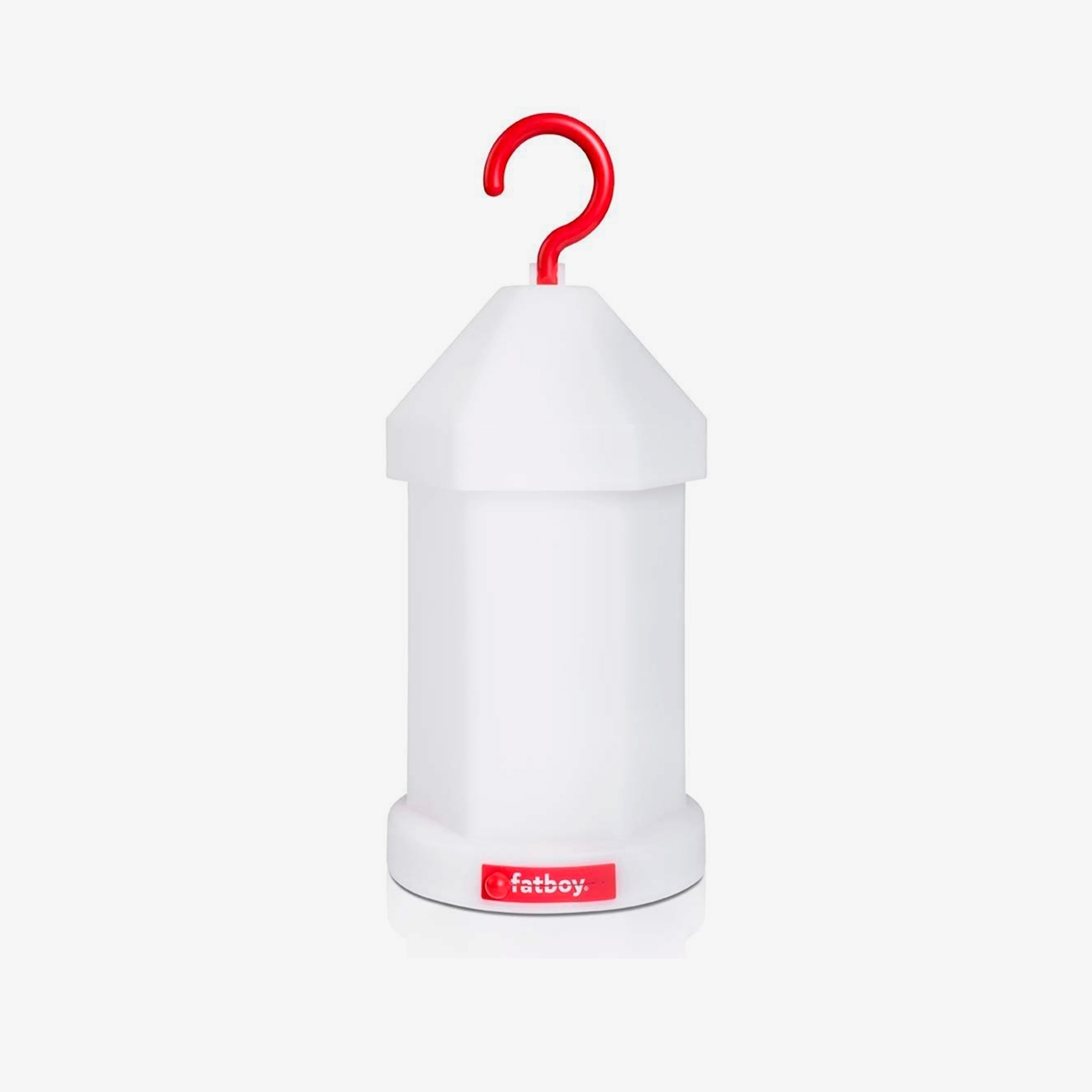 Lámpara inalámbrica Lampie-on blanco Fatboy-0