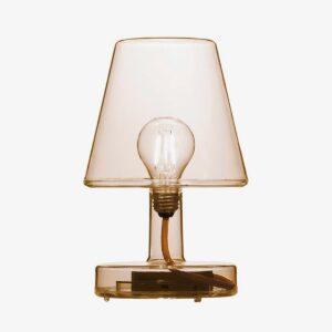 Lámpara inalámbrica Transloetje marrón Fatboy-0