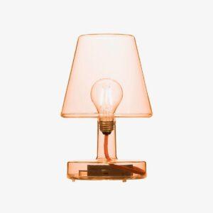 Lámpara inalámbrica Transloetje naranja Fatboy-0