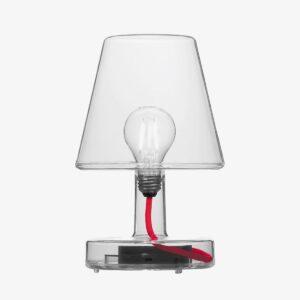 Lámpara inalámbrica Transloetje transparente Fatboy-0