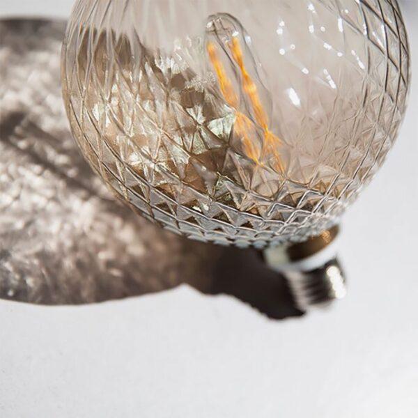 Bombilla Crystal fumé Zangra-1520