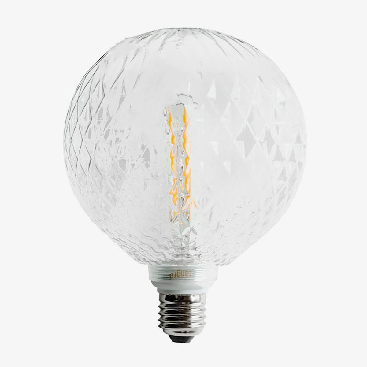 Bombilla Crystal transparente Zangra-0