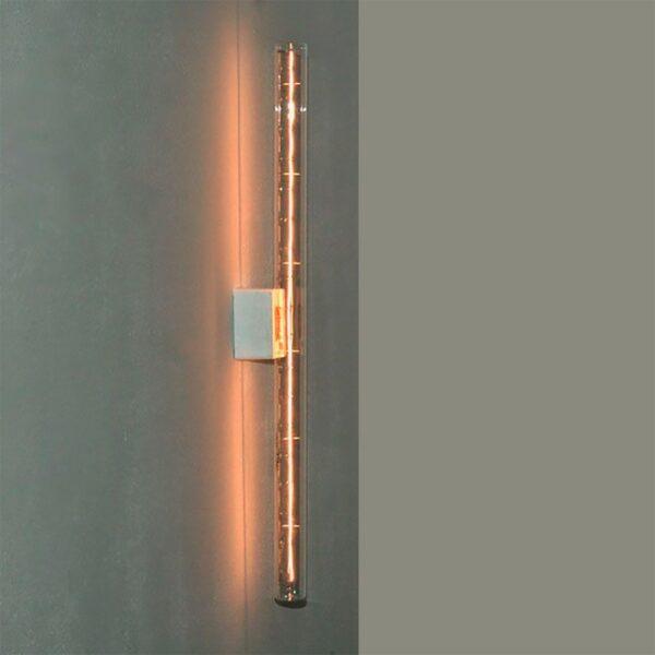 Bombilla tubo LED transparente Zangra-1422