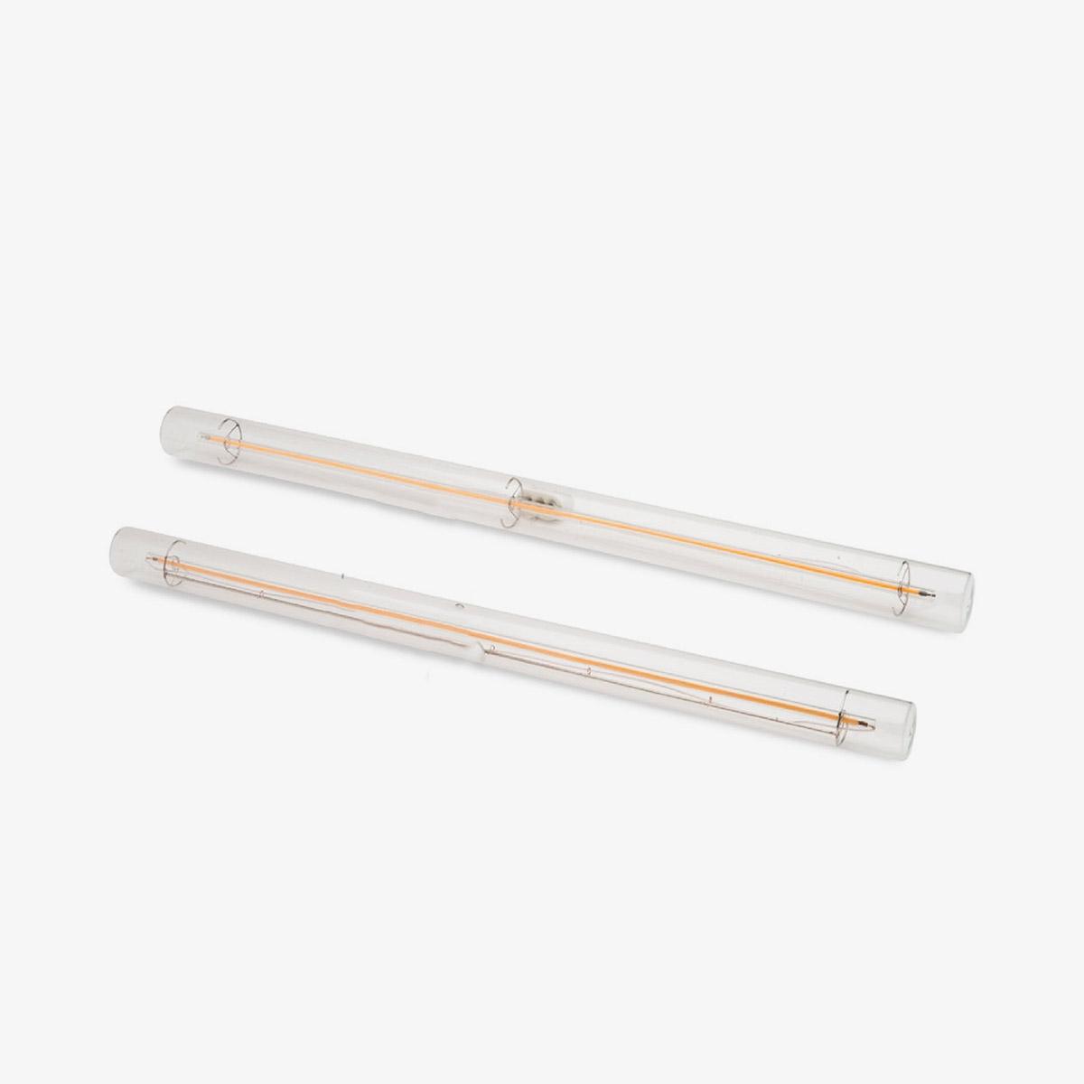 Bombilla tubo LED transparente Zangra-0