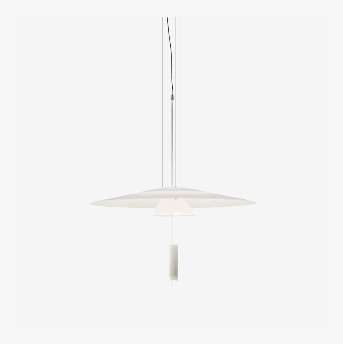 Lámpara colgante Flamingo 1515 blanco satinado Vibia-0