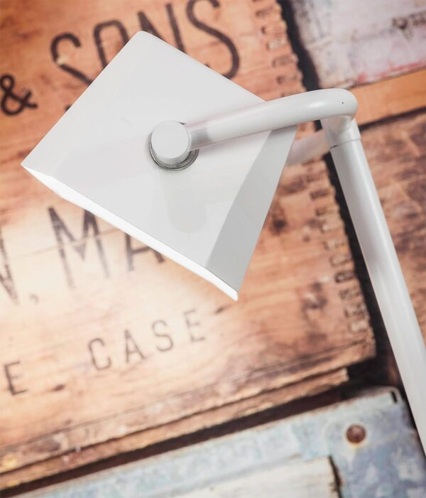 Lámpara de sobremesa Cambridge blanco Good and Mojo-1394