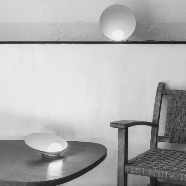 Lámpara de sobremesa Musa 7402 blanco Vibia-1276