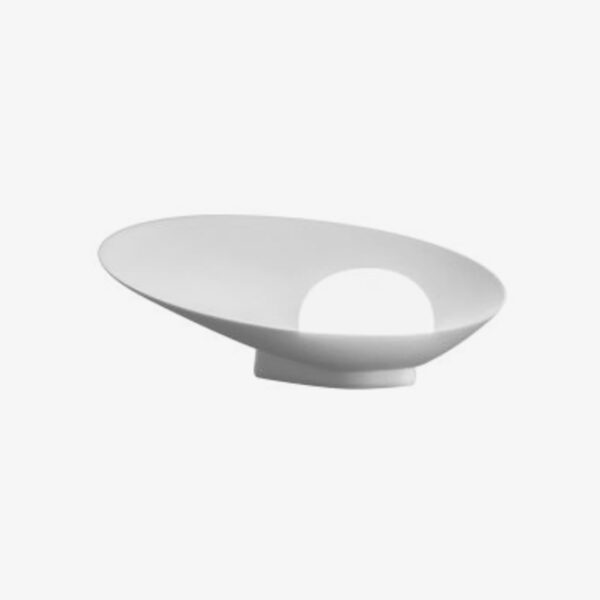Lámpara de sobremesa Musa 7402 blanco Vibia-0