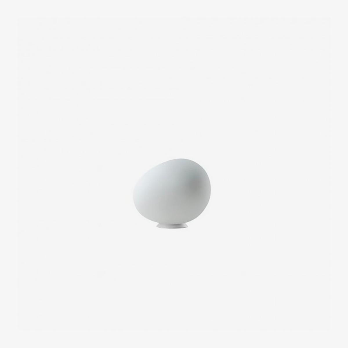 Lámpara de suelo exterior Gregg Terra media blanco Foscarini-0