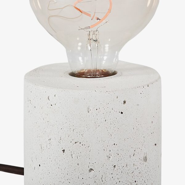 Lámpara de sobremesa Avoa blanco   Personalizable   A Vida