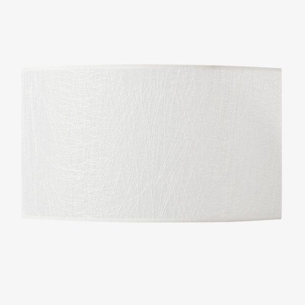 Pantalla 40 cm blanco