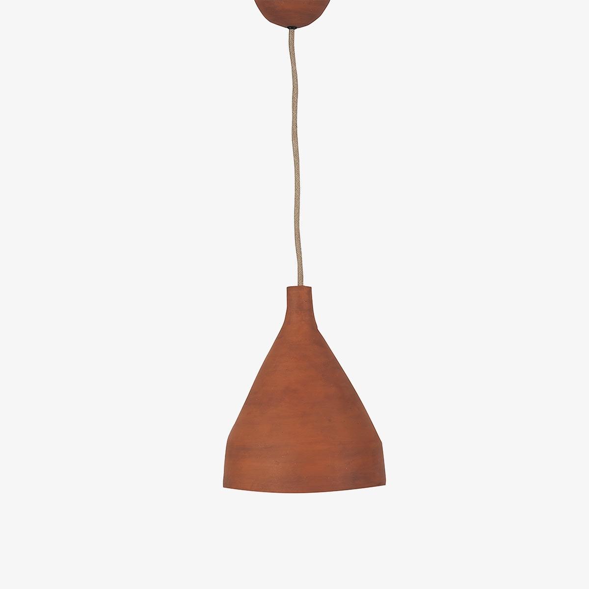 Lámpara colgante barro Mud Ceiling Bell