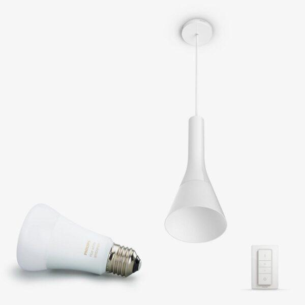 Philips Hue Explore lámpara colgante LED blanco