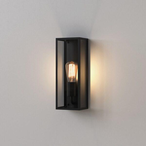 Aplique de pared exterior Messina 130 negro Astro Lighting-2382