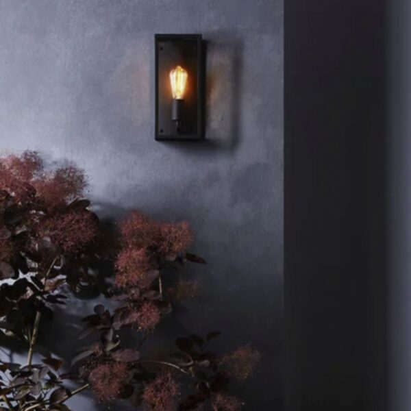 Aplique de pared exterior Messina 130 negro Astro Lighting-2384