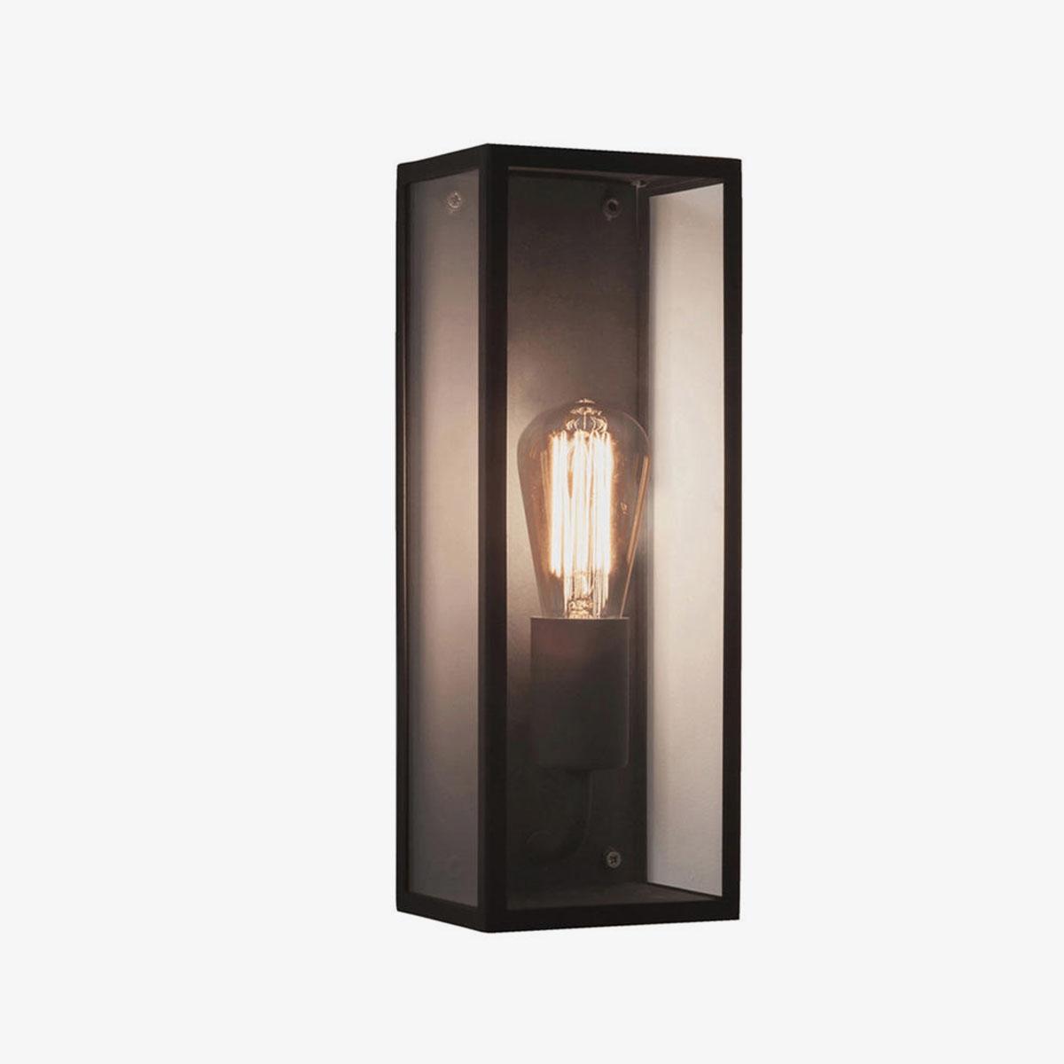 Aplique de pared exterior Messina 130 negro Astro Lighting-0
