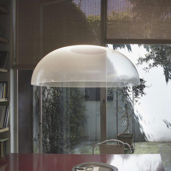 Lámpara colgante Demí 33W blanco-2277