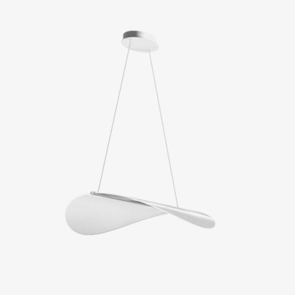 Lámpara colgante Diphy Icon DALI blanco