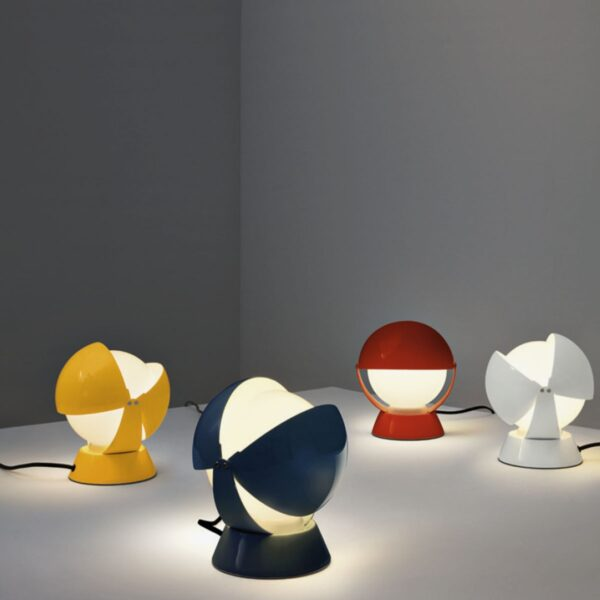 Lámpara de sobremesa Buonanotte amarillo Linea Light -2289