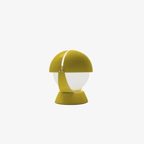 Lámpara de sobremesa Buonanotte amarillo Linea Light -0