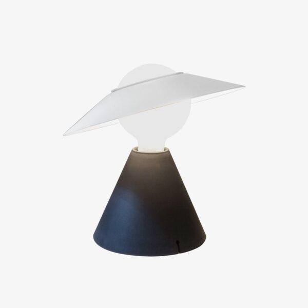 Lámpara de sobremesa Fante negro Linea Light -0