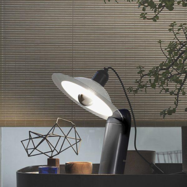 Lámpara de sobremesa Lampiatta negro Linea Light-2297