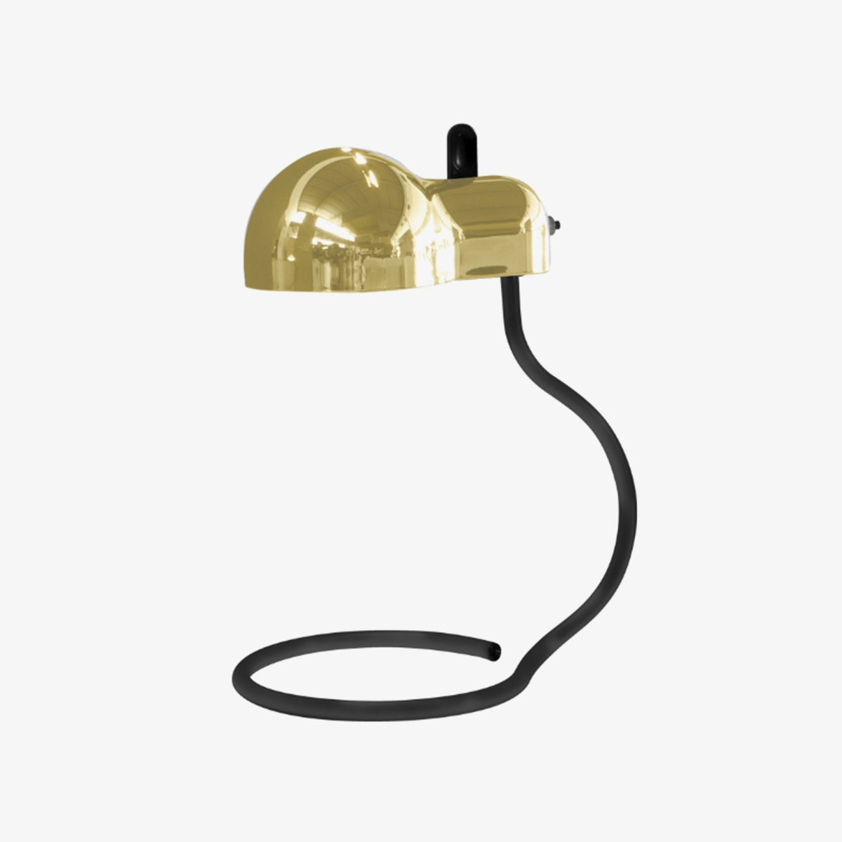 Lámpara de sobremesa Minitopo oro Linea Light-0