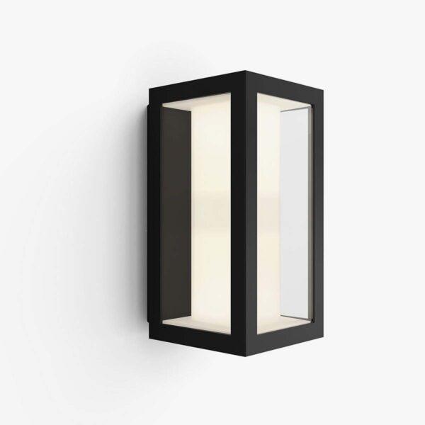 Philips Hue Impress aplique de pared exterior negro-0