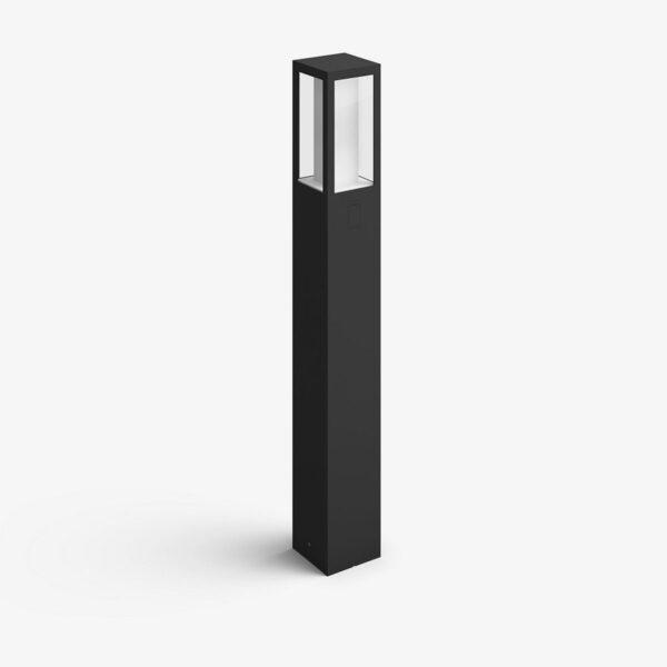 Philips Hue Impress baliza exterior negro-0
