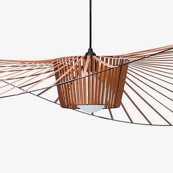 Lámpara colgante Vertigo S cobre Petit Friture-2386
