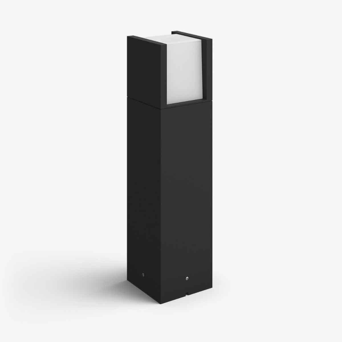 Philips Hue Fuzo baliza exterior negro-0