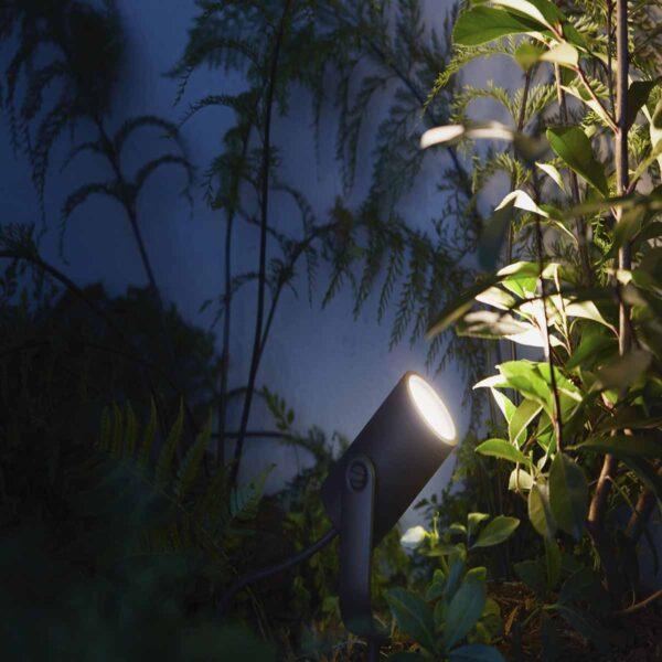 Philips Hue Lily aplique / baliza exterior negro-2426