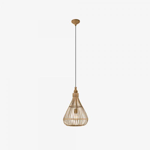 lampara-colgante-amsfield-madera-marron-eglo-foto-1